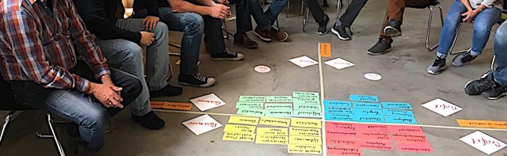 Elevator Pitch Workshop Projekt Management